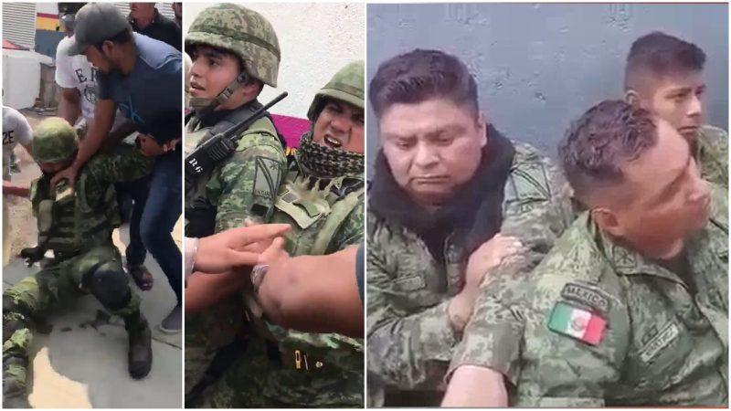 Ejército privilegió los derechos humanos en los hechos sucedidos en La Huacana