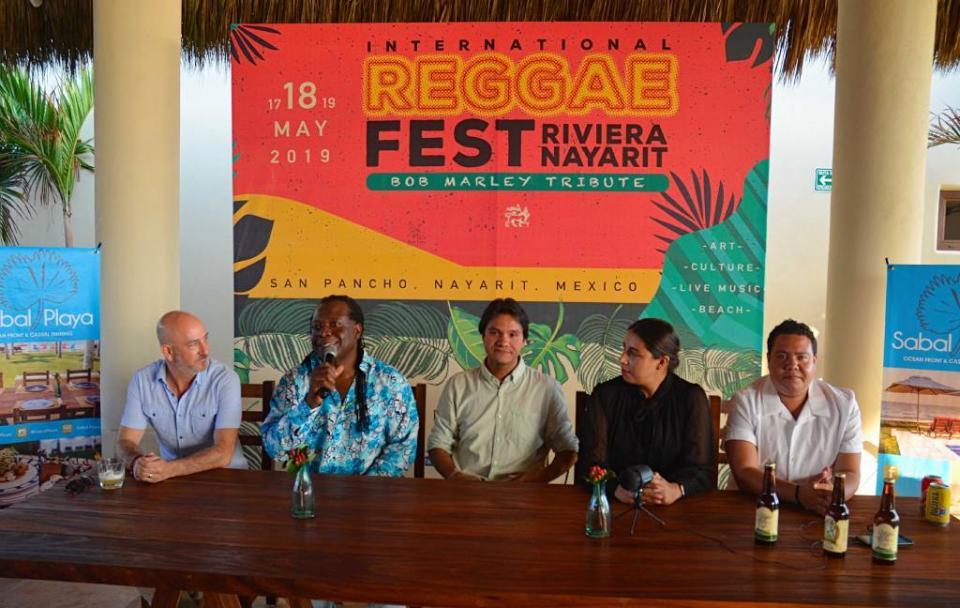 México y Jamaica unidos en el InternationalReggae Fest Riviera Nayarit 2019
