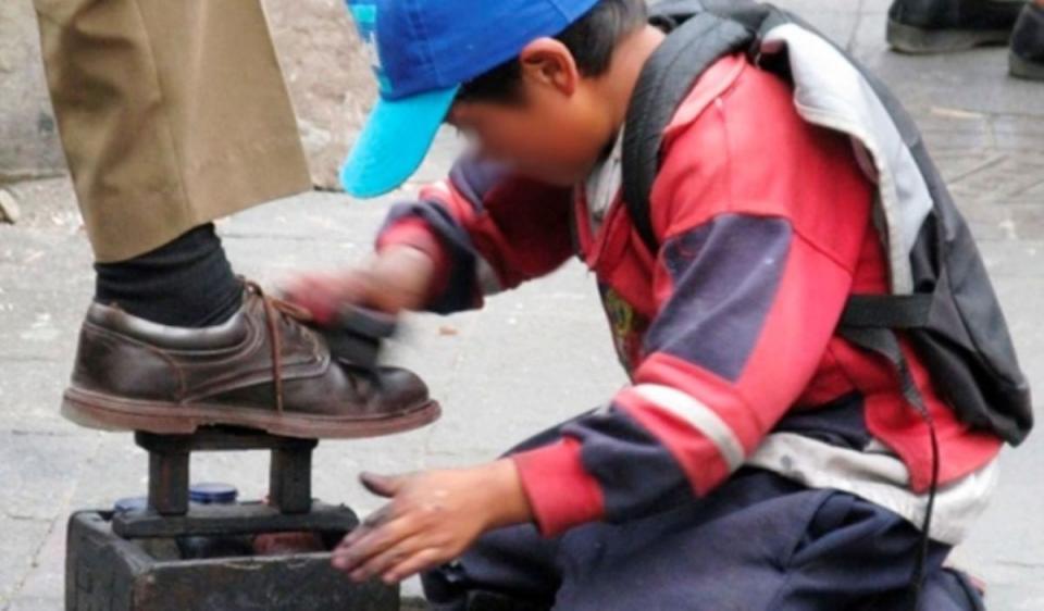 Trabajo infantil, la antesala de la pobreza INEGI