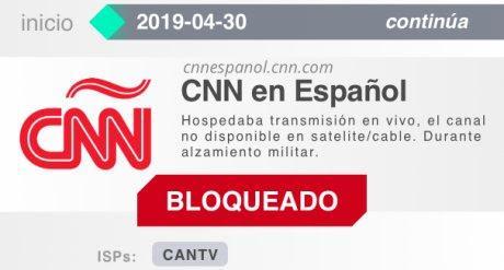 La SIP condena violencia y censura informativa en Venezuela