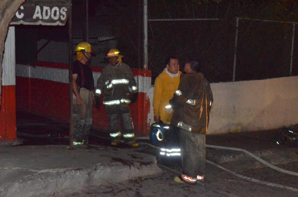 Apoyará Ayuntamiento a locatariosafectados por incendio en mercado