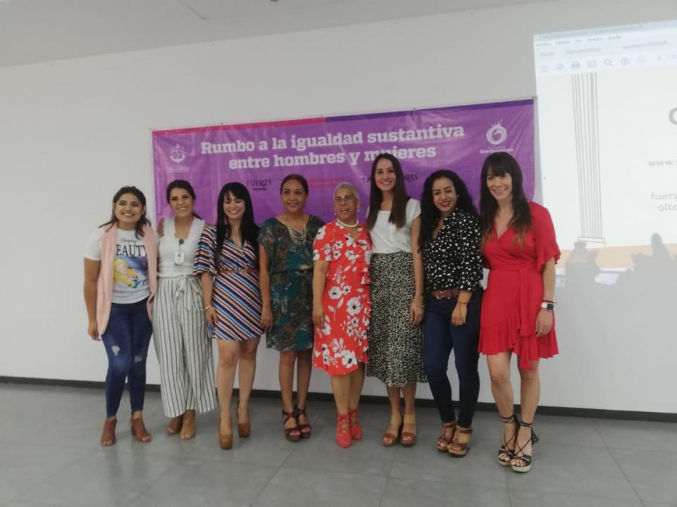 Acercan programas para promover laigualdad y prevenir violencia de género