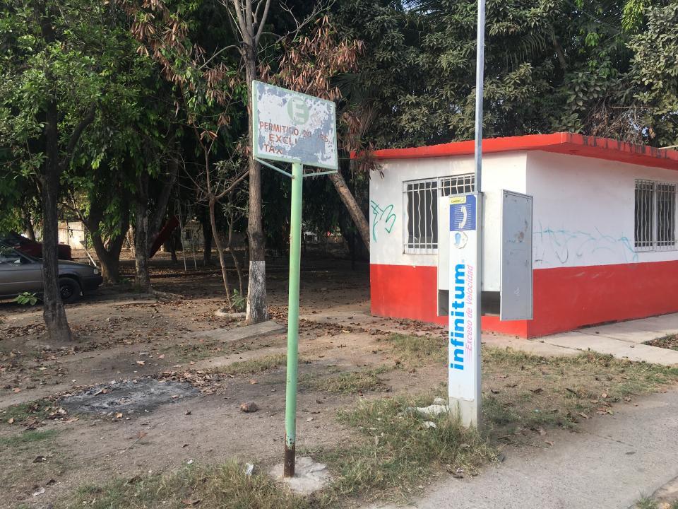 """Parque """"apocalíptico"""" enla colonia La Floresta"""