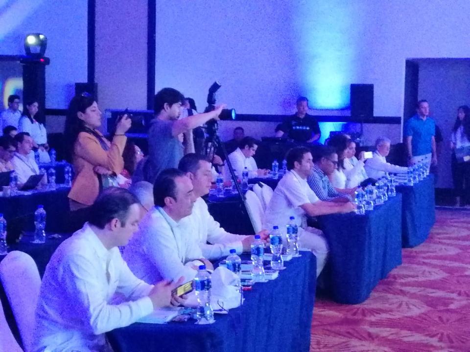 Inició convención de industrialesde Jalisco sin el gobernador