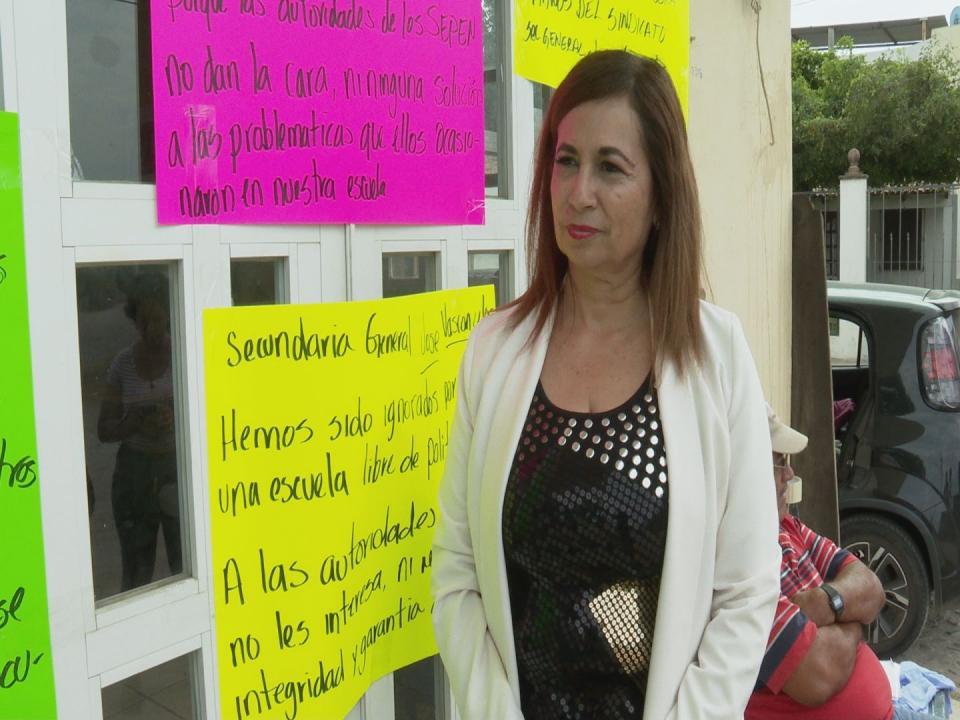 Directivos piden la destituciónde la Supervisora de la Zona 9