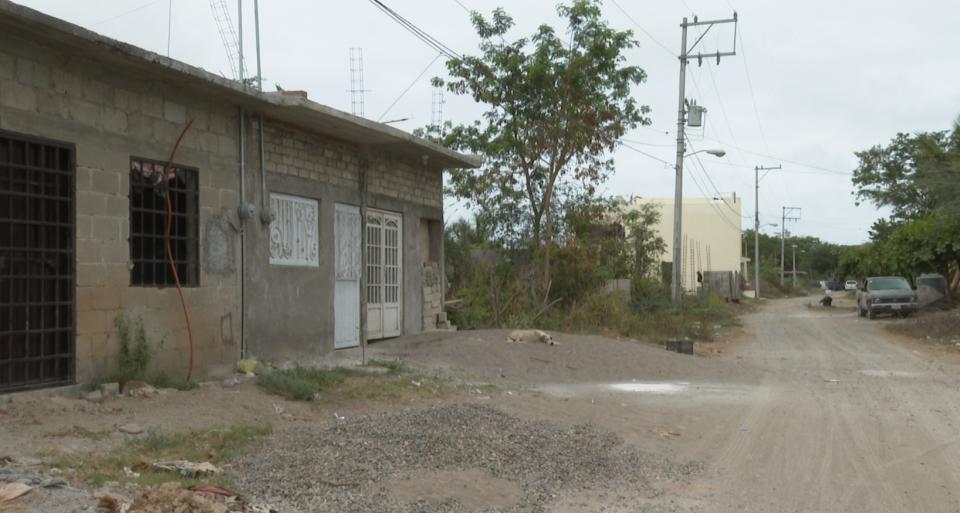 Siguen abandonada la coloniaLa Huerta de San José del Valle