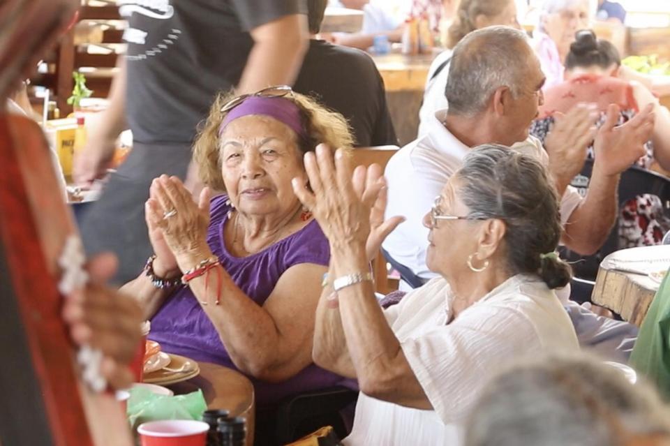 Fomenta DIF Bahía sana convivencia en adultos mayores