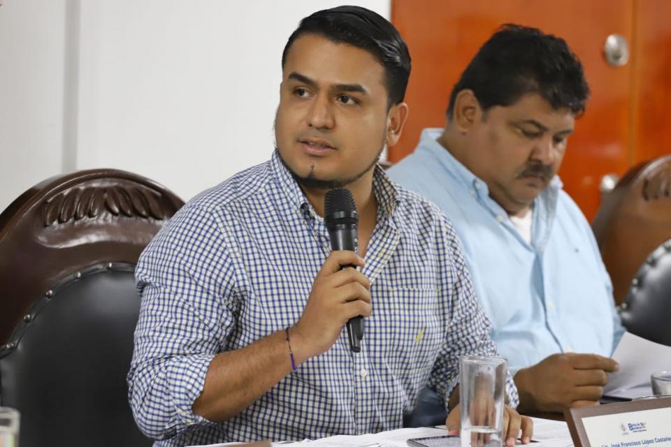 Garantiza Jaime Cuevas más de 25 MDP para obras obras en colonias vulnerables