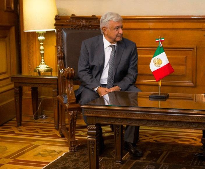 Empresarios presentarán temas prioritarios a AMLO en Palacio Nacional