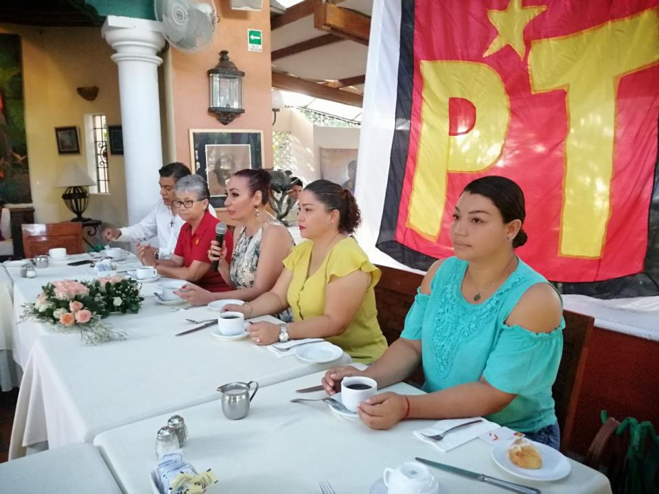 Habrá Conversatorio de Mujeresen la ciudad convocado por el PT