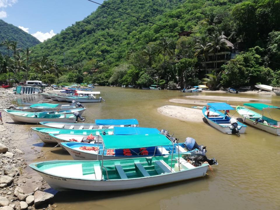 No hay regulación de tarifas delanchas en Boca de Tomatlán