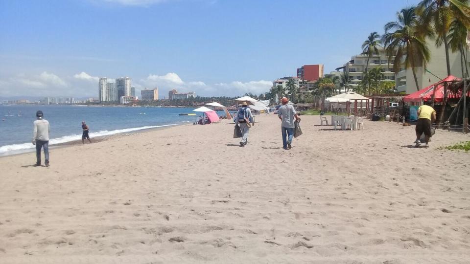 Piden a ciudadanos y turistas mantenerel destino limpio en estas vacaciones