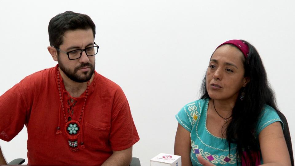 """Invitan al evento """"FestivalRaicero Haramara"""""""