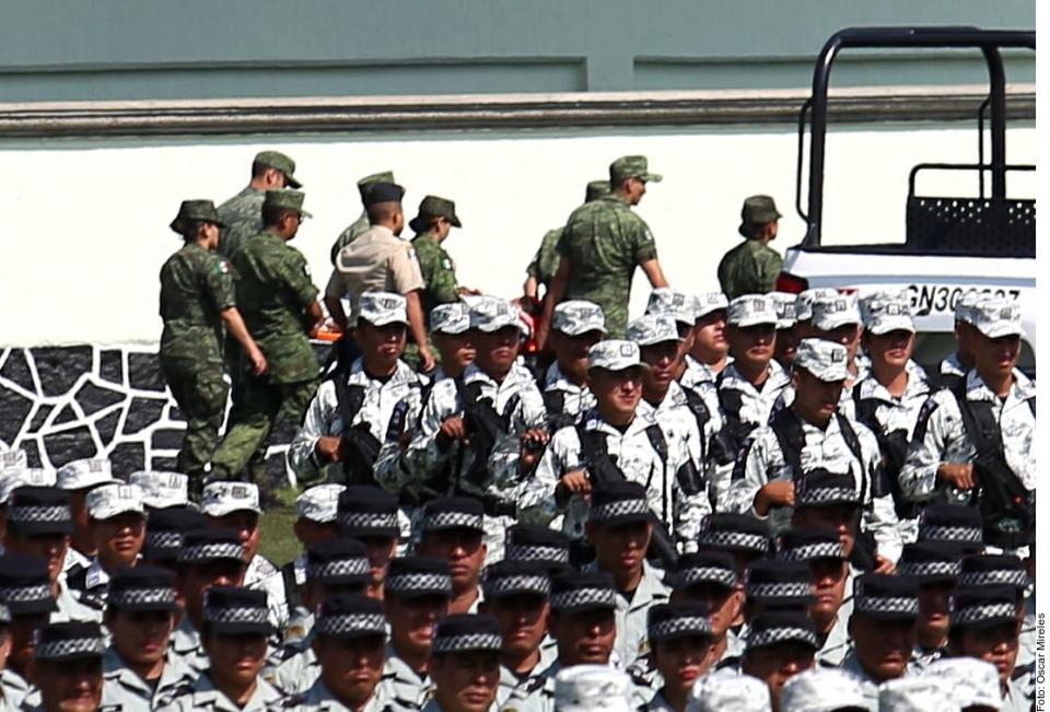 Descarta Gobiernoguerra contra narco
