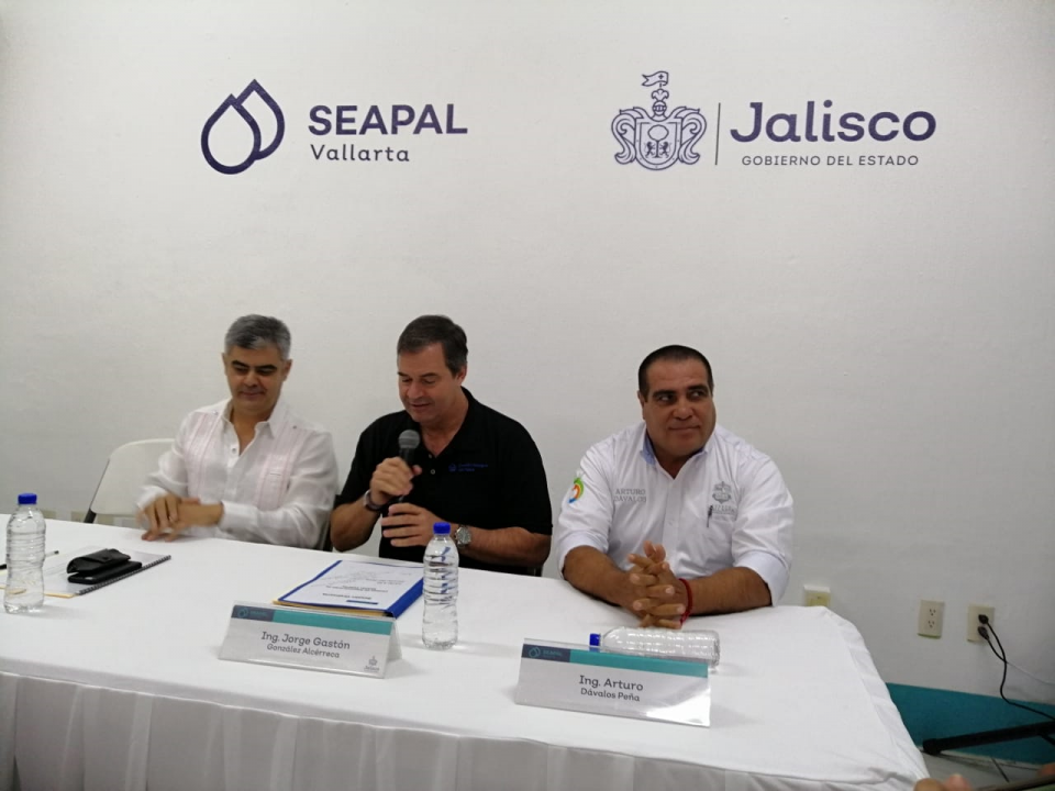 Presentan a José Antonio Juárezcomo nuevo director de Seapal