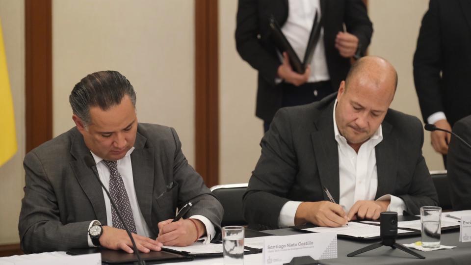 Tendrá Jalisco una UIF vs lavadode dinero, terrorismo y corrupción