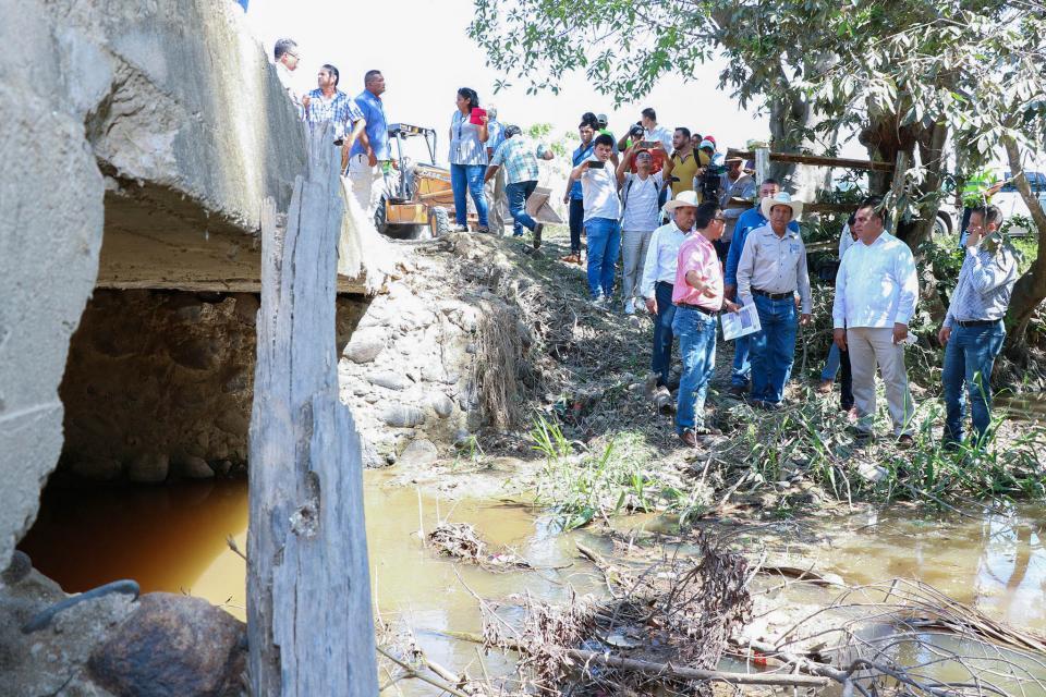 Inicia la rehabilitación del puentedel paso del Guayabo