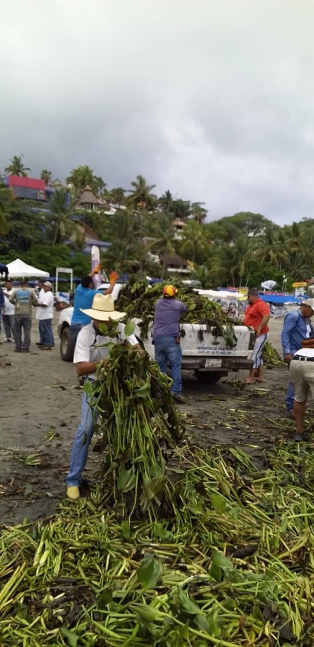 Trabaja INEA en la erradicación delanalfabetismo en Bahía de Banderas