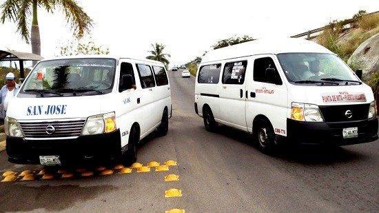 Invitan a denunciar abusosen el transporte público
