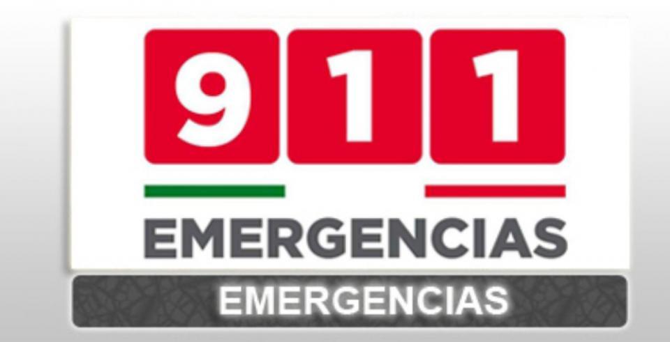 Se sigue triangulando los reportes al teléfono de emergencias 911
