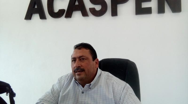 Renuncia al PRI Raúl de los Santos,por desacuerdo con dirigencia estatal