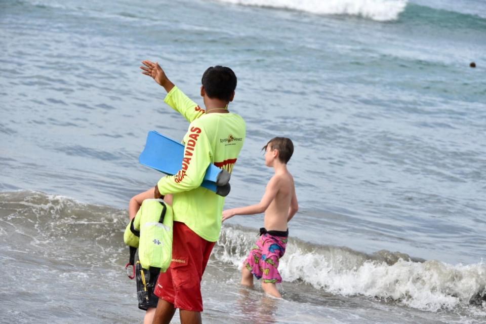 El reto en esta temporada de verano,evitar ahogamientos: Darány López
