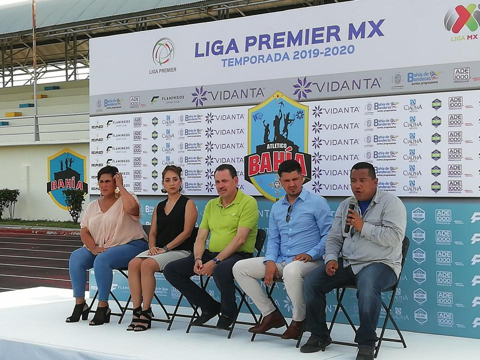 Nace Atlético Bahía, primerequipo profesional de Badeba