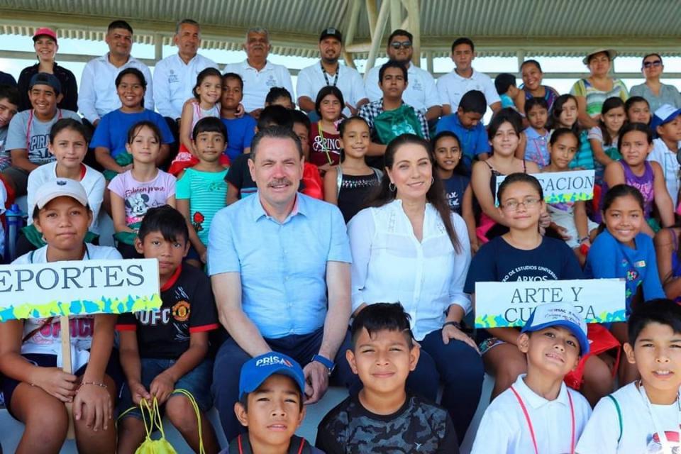 Participaron 560 niños y jóvenesen cursos de verano de Bahía