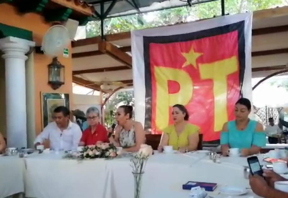La representante dle PT en Jalisco habla de su postura frente a feminicidios en Puerto Vallarta