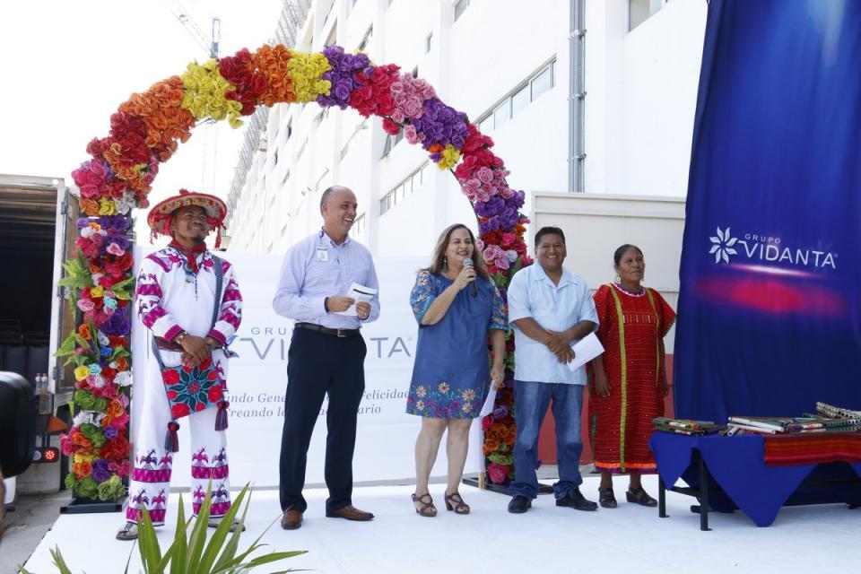 Inicia DIF actividades por el Día de los Pueblos Indígenas
