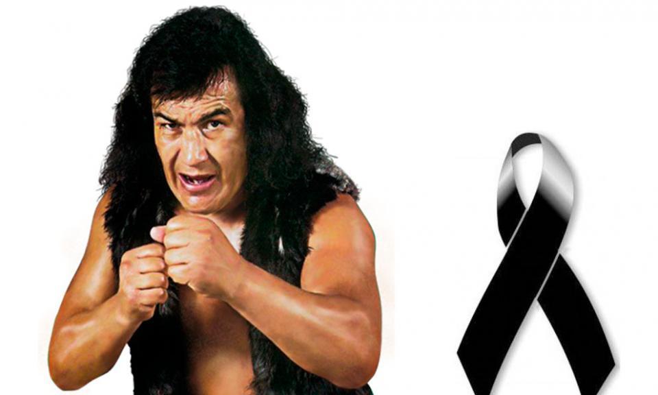 Fallece el legendario exluchador Perro Aguayo