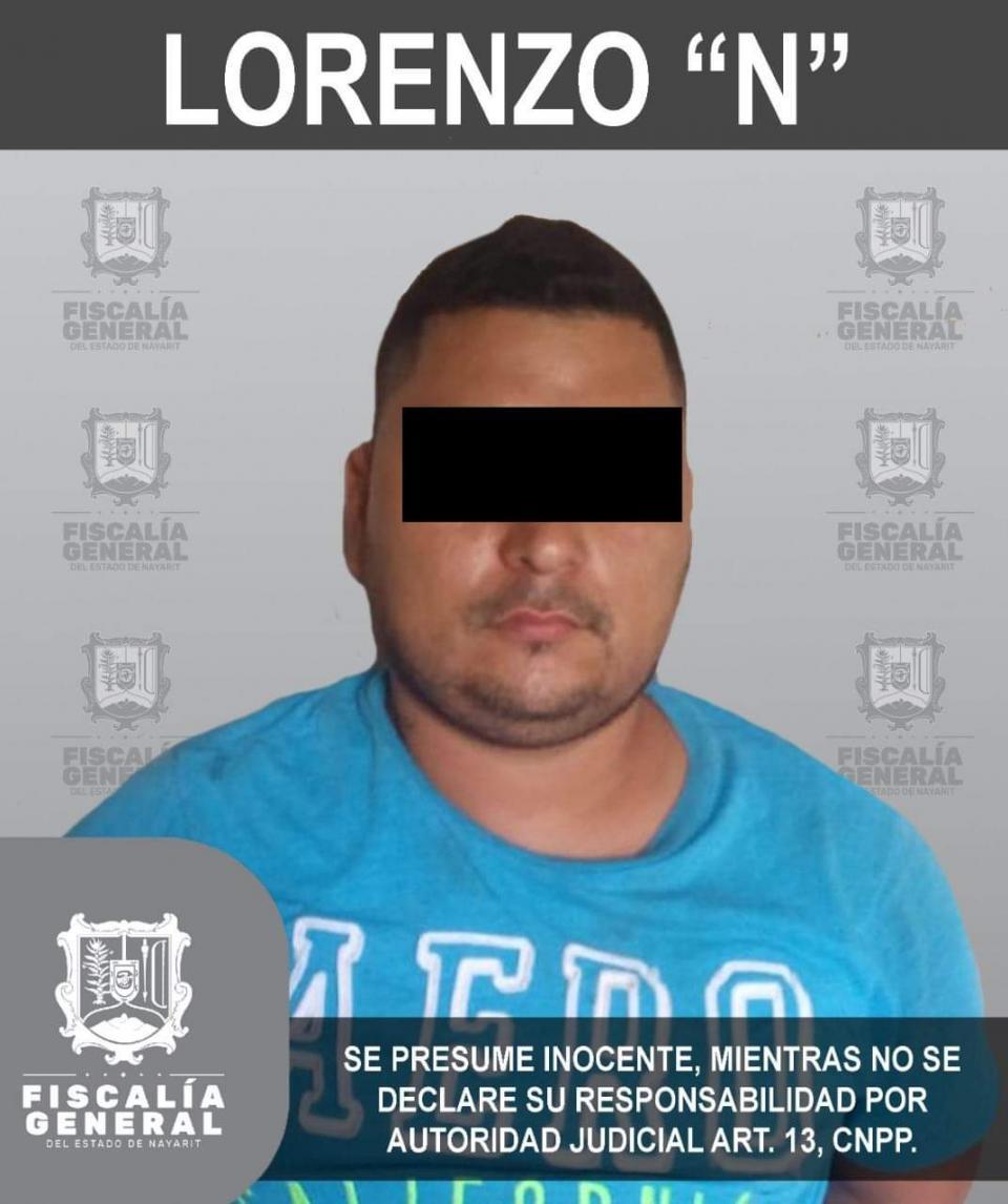 """Lorenzo """"N"""", aprehendido por corrupción de menores"""
