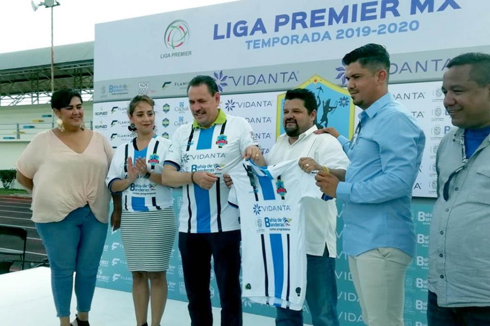 Nace Atlético Bahía, primer equipo profesional de Bahía de Banderas