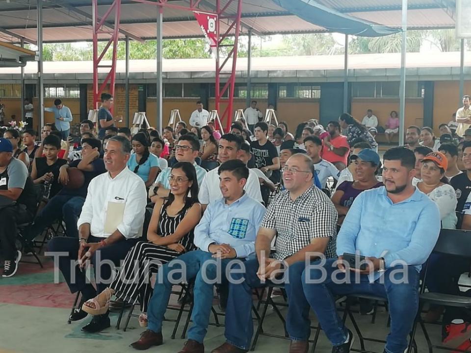 Presente en Bahía de Banderas el Director del Instituto Mexicano de la Juventud
