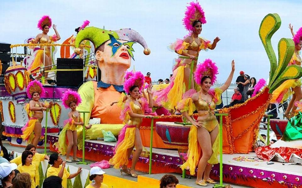 Podría Bahia de Banderas contar con un Carnaval representativo de la región