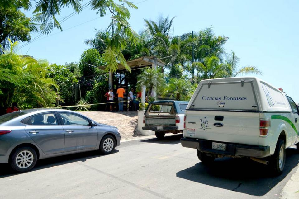 Encuentran a ex director de ASA sin vida dentro de aljibe de su casa de Lomas del Valle; presumen robo