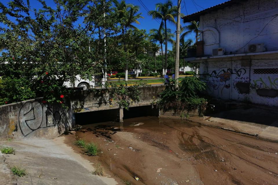 Se convierte en canalla calle Sierra Rocallosa