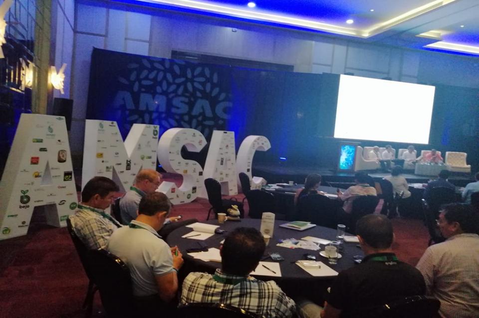 Surge propuesta para crear Ley dePlaguicidas en asamblea de AMSAC