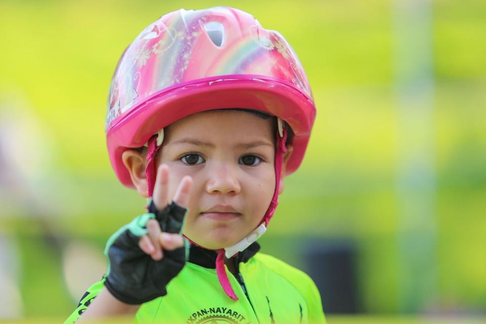 Se fortalece la actividad ciclista en Puerto Vallarta