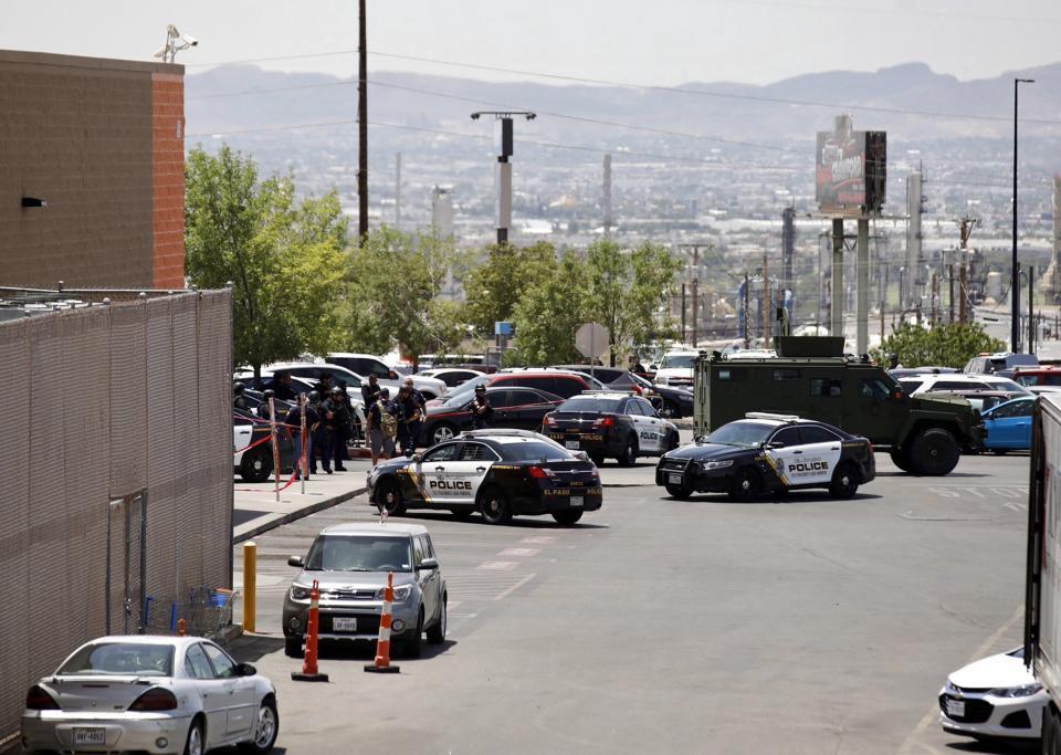 Al menos 20 víctimas en tiroteo de Texas y tres detenidos