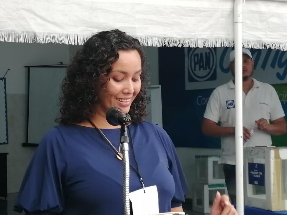 Idalia González de León favorecida con el voto Panista en Puerto Vallarta