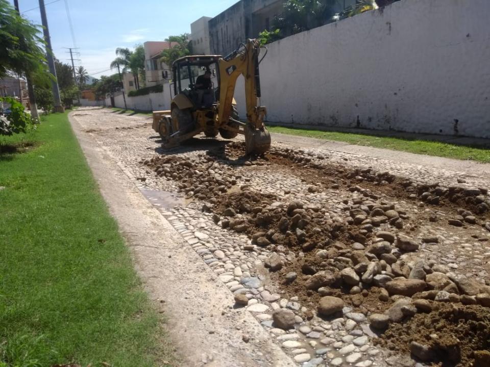 Arranca segunda etapa de remodelación de Avenida Las Torres