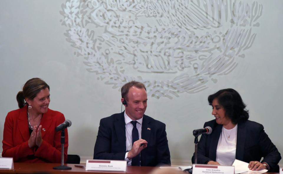 Reino Unido busca que México sea su socio comercial pos-Brexit