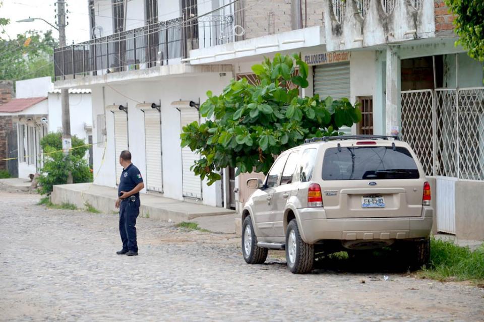 Localizan abandonada camioneta de ex director de ASA asesinado