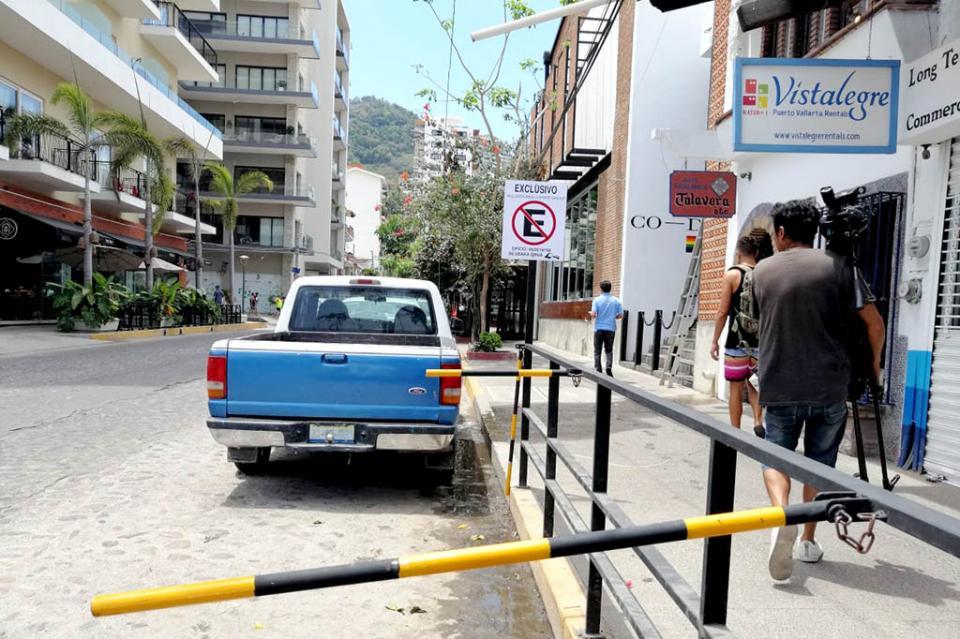 """Crean """"tecnología"""" para privatizar estacionamientos públicos, vecinos se quejan"""