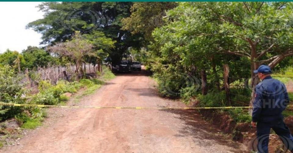 Localizan un cuerpo en fosa clandestina en Las Peñitas, San Blas