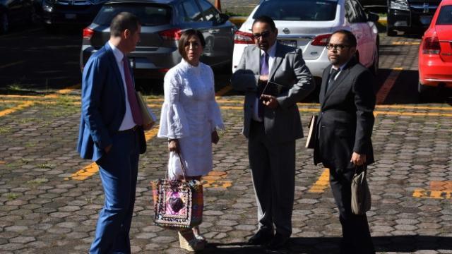 Fiscalía General acusa a Rosario Robles de desvío de más de 5 mil mdp