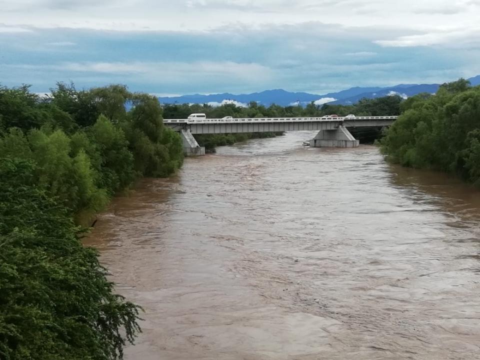 El río Ameca no presenta incremento de niveles de agua