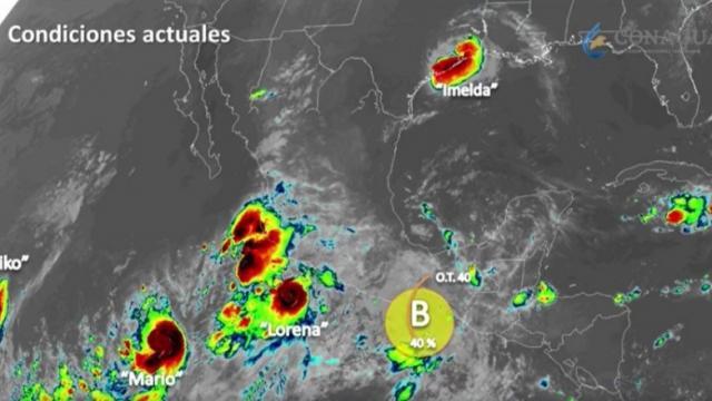 """Afectaría """"Lorena"""", zona de Puerto Vallarta y Bahía"""