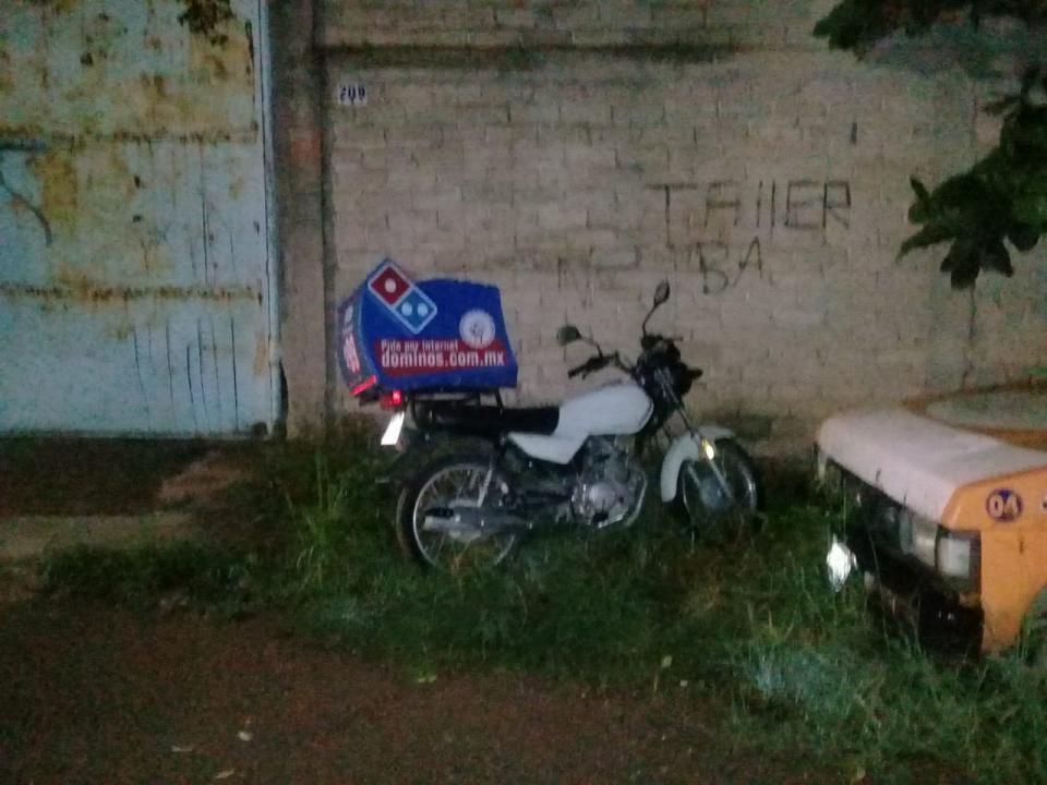 Recupera policial municipal motocicleta robada en Puerto Vallarta